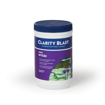 Clarity Blast Combination Pond Cleaner - 1 lb.