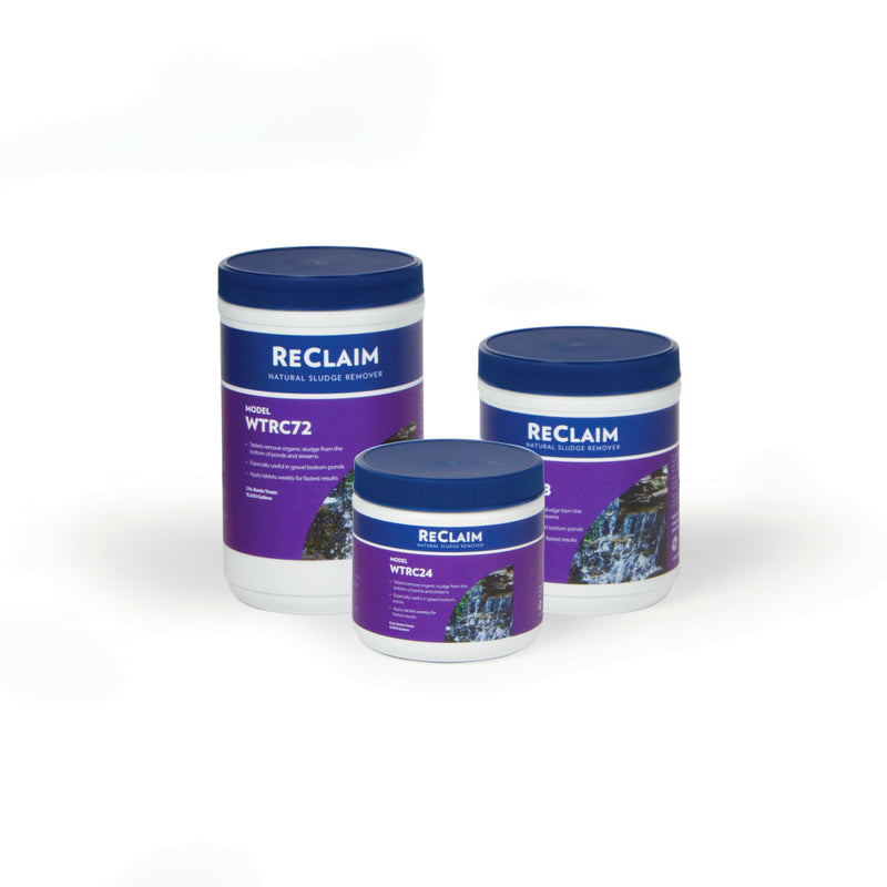 Reclaim - Natural Sludge Remover