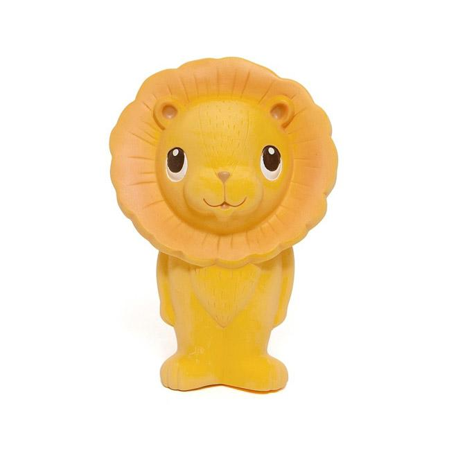 Leo the Lion - 100% natural rubber toy