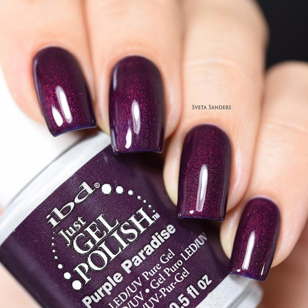 IBD - Just Gel Polish Purple Paradise