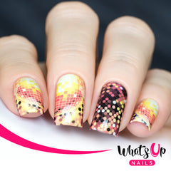 Whats Up Nails - P098 Wearin' My Dancing Shoes Water Decals