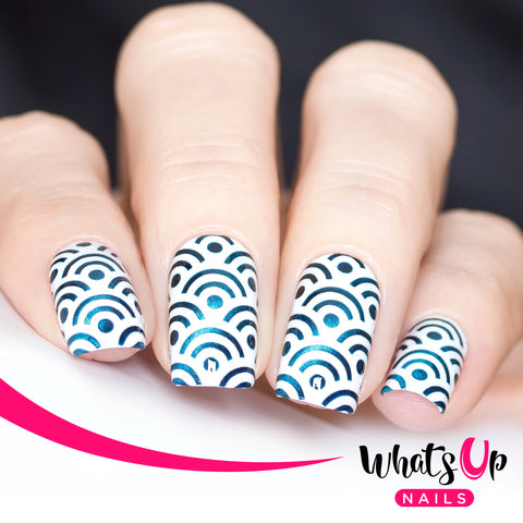 Whats Up Nails - Wi-Fi Stencils