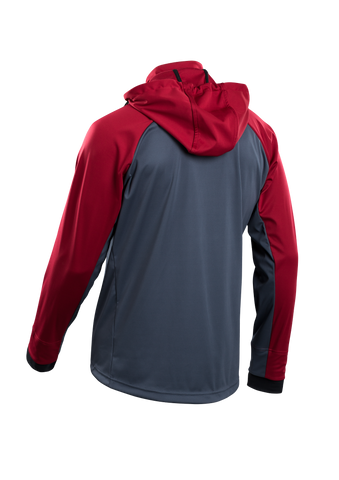 SUGOI Men's Firewall 180 Jacket, Varsity Red Alt (U720000M)