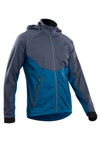 SUGOI Men's Firewall 180 Jacket, Baltic Blue (U720000M)