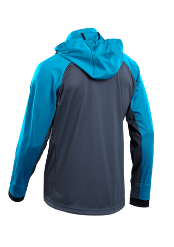 SUGOI Men's Firewall 180 Jacket, Glacier Blue/Coal Blue Alt (U720000M)