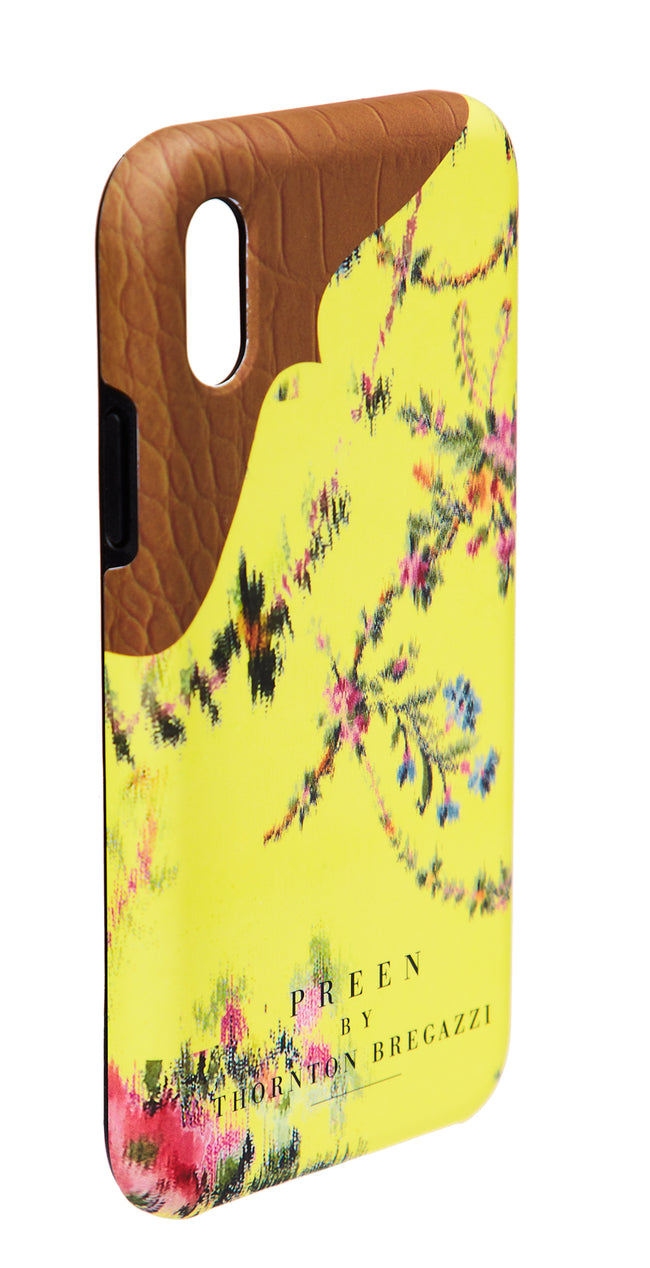 IPHONE CASE LEMON GARLAND