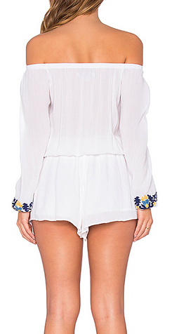 Lovers+Friends Carmella Romper