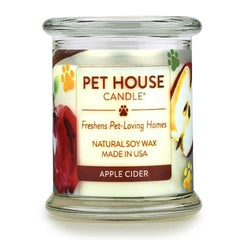 Apple Cider Pet House Candle