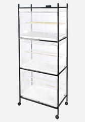 4 Tier stand for 503 Flight Cages