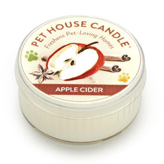 Apple Cider Mini Pet House Candle