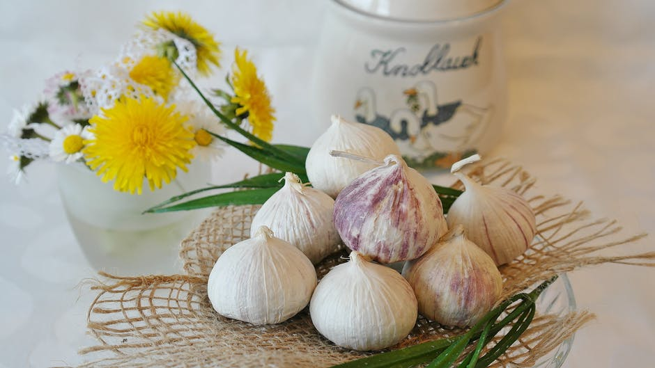 Home remedies: Garlic!