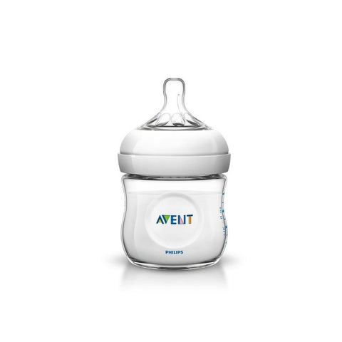 Philips Avent Natural Bottle 4 fl oz