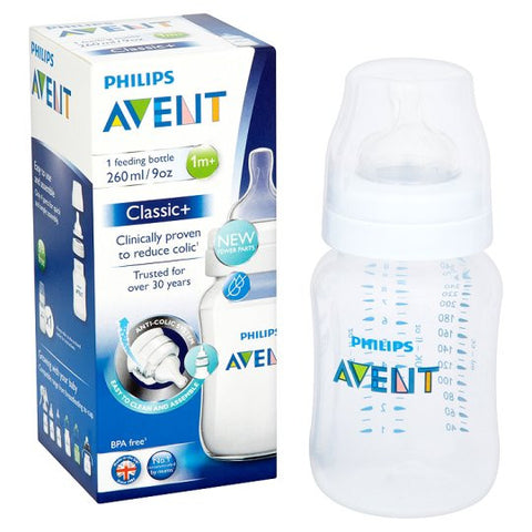 Philips Avent Classic Bottle 9 fl oz
