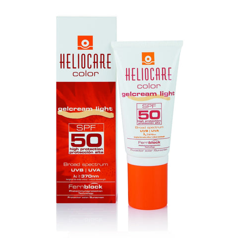 Heliocare Color Gelcream Light SPF 50 1.7 fl oz