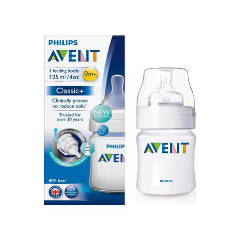 Philips Avent Classic Bottle 4 fl oz
