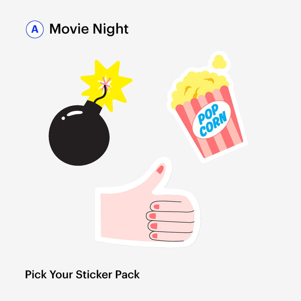 Social Sticker Pack