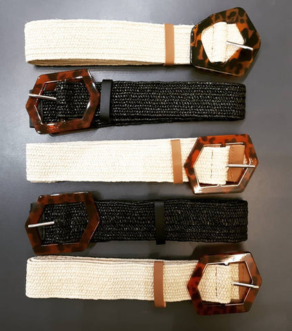 Runaway Heart 'Lexie' Stretch Belt