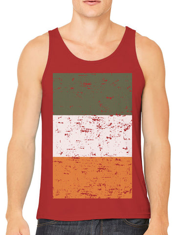 Party Dance Repeat Men's Tank Top