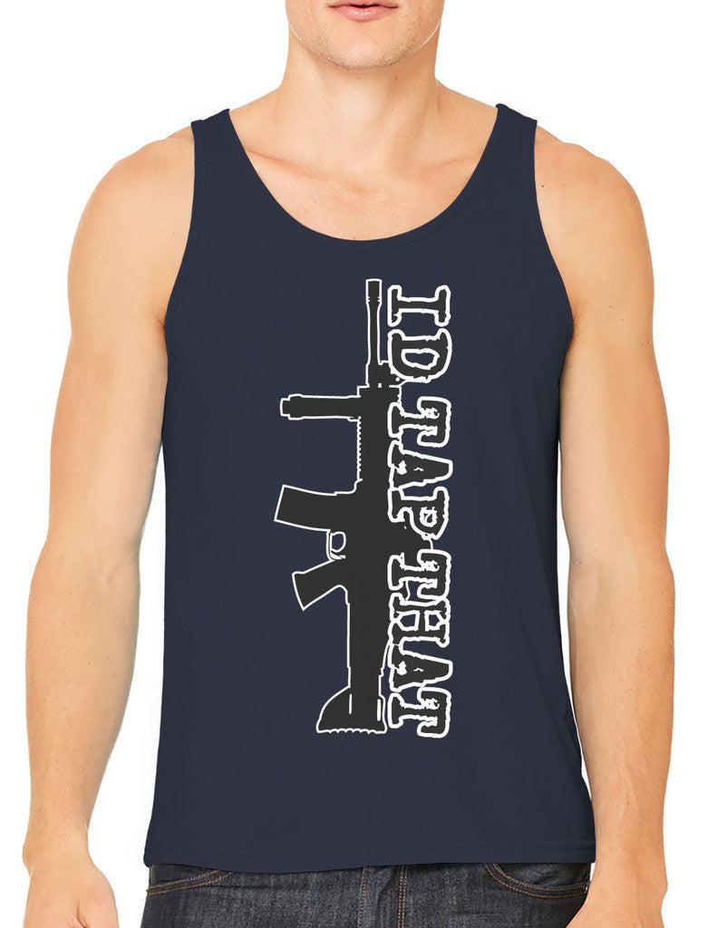 I'd Tap That Men's Tank Top