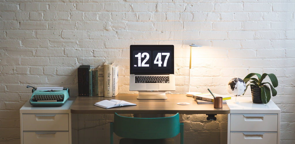 How to Light Your Home: Office