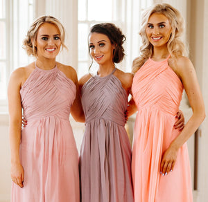Why Petra Is The Halter Neck Bridesmaid Dress You'll Love