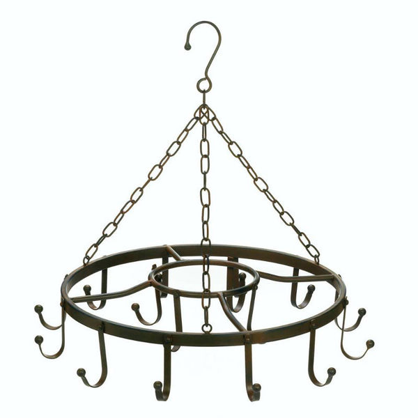 Circular Hanging Pot Rack 10017687