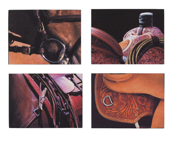 Western Gear Mini Canvas Art Prints 70954
