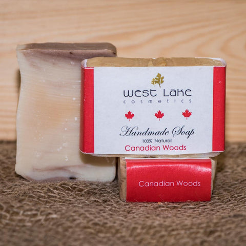 Canadian Woods Soap