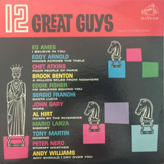 12 Great Guys, Various (Vinyl)