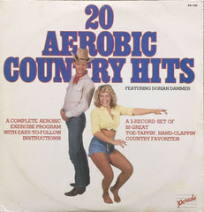 20 Aerobic Country Hits, Dorian Dammer (Vinyl)