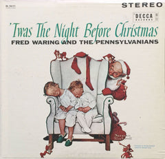 'Twas The Night Before Christmas, Fred Waring And The Pennsylvanians (Vinyl)