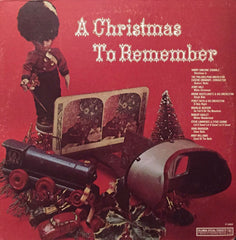 A Christmas To Remember, Various (Vinyl)