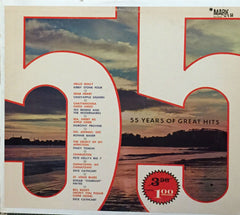 55 Years Of Great Hits, Various (Vinyl)