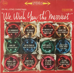 """We Wish You The Merriest"" An All-Star Christmas, Various (Vinyl)"
