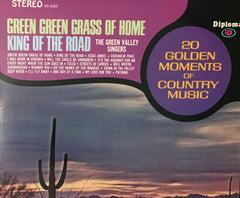 20 Golden Moments Of Country Music, The Green Valley Singers (Vinyl)
