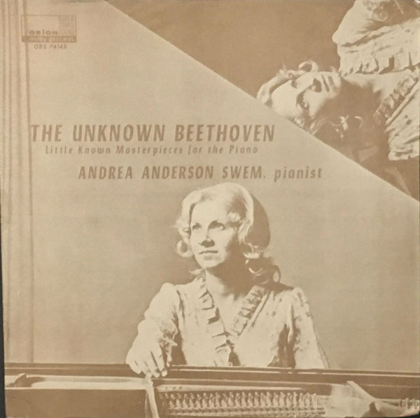 The Unknown Beethoven, Andrea Anderson Swem (Vinyl)