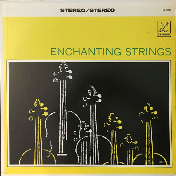 Enchanting Strings, Roger Lecussant (Vinyl)