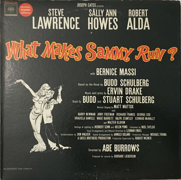 What Makes Sammy Run? (Original Broadway Cast), Various (Vinyl)