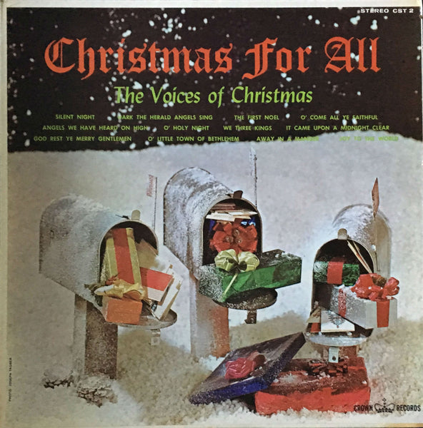 Christmas For All, The Voices Of Christmas (Vinyl)