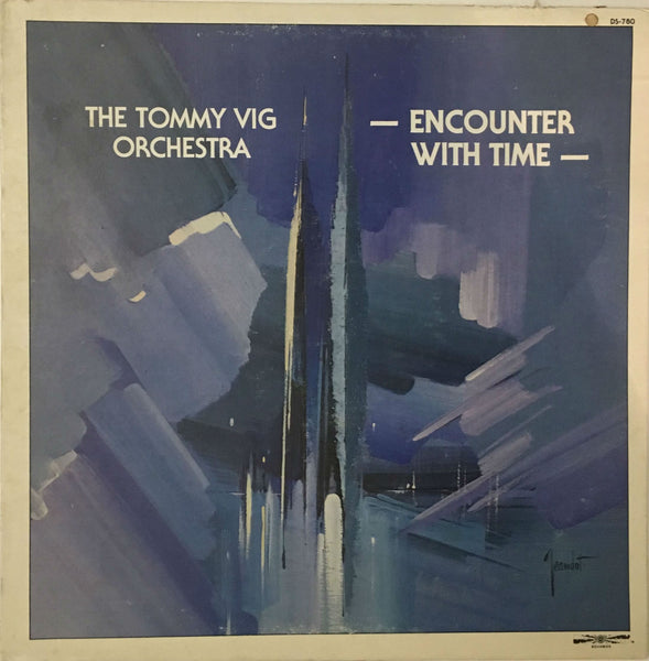 Encounter With Time, The Tommy Vig Orchestra (Vinyl)