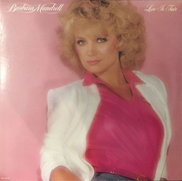 Love Is Fair, Barbara Mandrell (Vinyl)