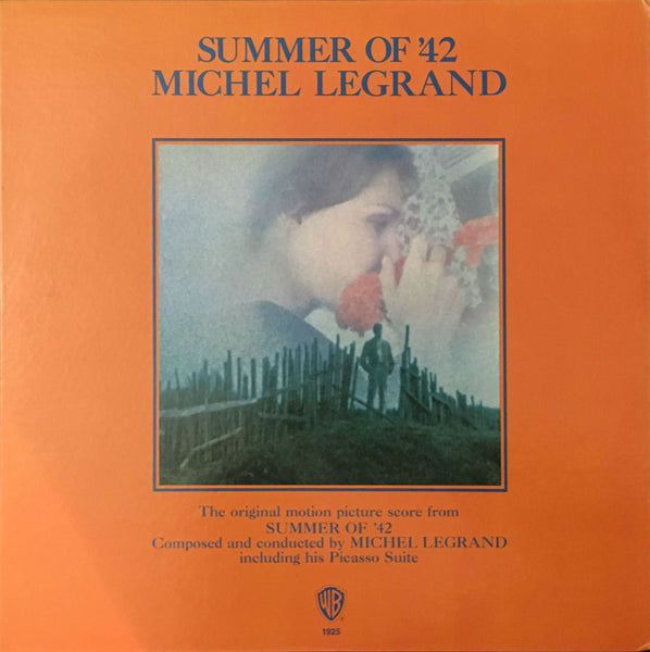 Summer Of '42 (Original Motion Picture Sound Track), Michel Legrand (Vinyl)