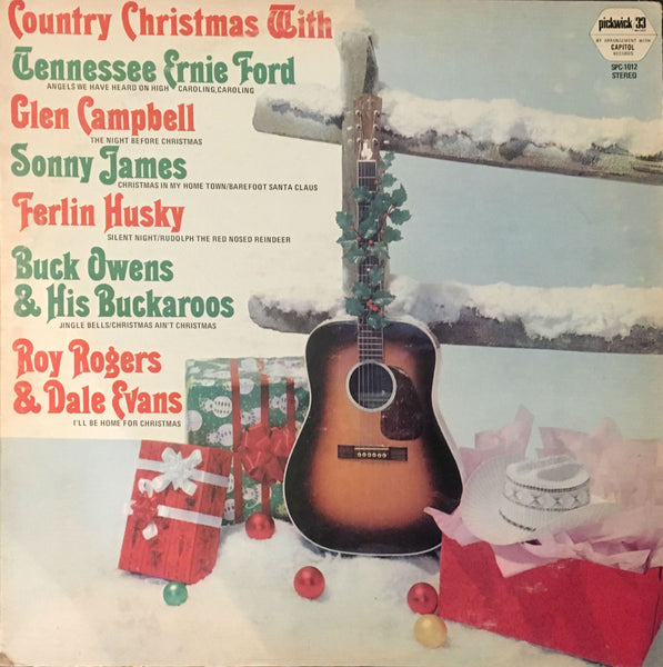 Country Christmas, Various (Vinyl)