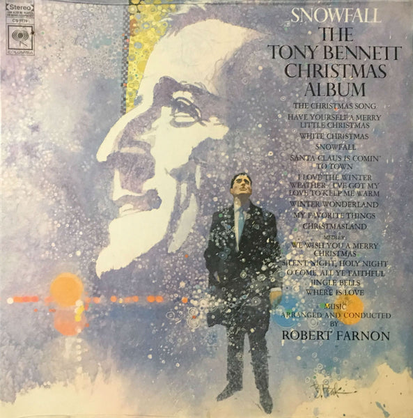 Snowfall: The Tony Bennett Christmas Album, Tony Bennett (Vinyl)