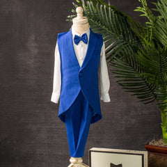 Crown Jewels Suit (Royal Blue)