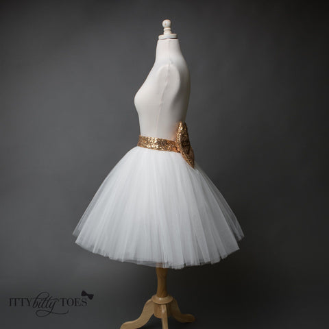 Mommy Tulle Skirt - Couture - Itty Bitty Toes