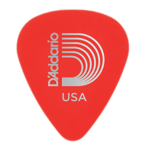 Planet Waves 1DRD1 Duralin Standard Red Super Light Gauge Pick