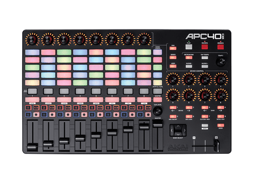 Akai APC40 MK II Performance DJ Controller Interface