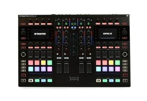 Native Instruments Traktor Kontrol S8 DJ Controller Interface - Open Box