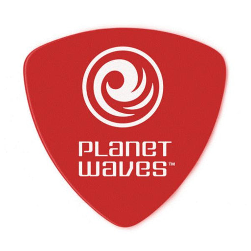 Planet Waves 2DRD1 Super Light Duralin Red Guitar Pick - Pack of 10